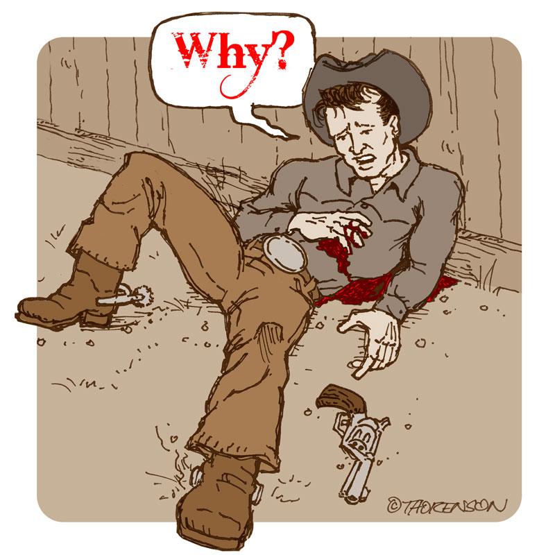 bleedingcowboy